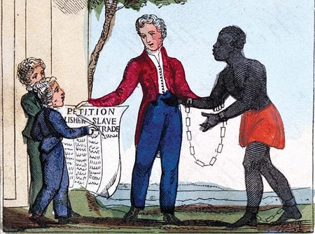 Good things about slavery???