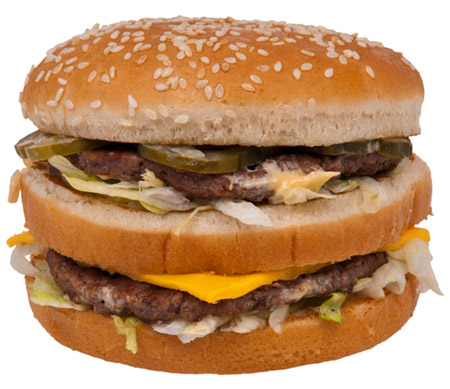 75% Of All Sesame Seeds Grown In Mexico End Up On McDonaldu0027s Hamburger Buns.