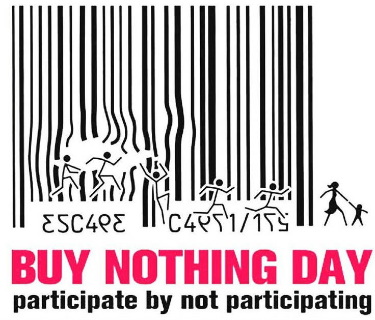 national buy nothing day essay