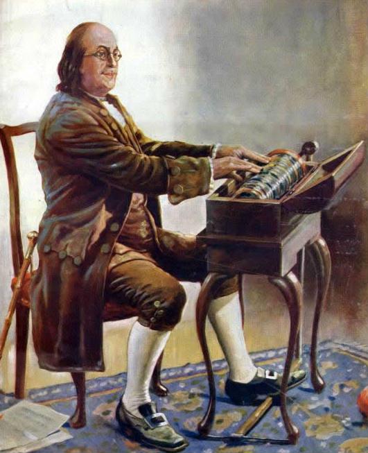 Franklin's essay on population