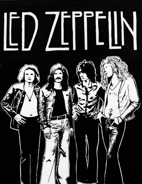an introduction to the members of the led zeppelin group If you need a custom term paper on high school essays: led zeppelin the members of the group are jimmy page, born on april 9, 1944, robert plant, born on august 24, 1948, john paul jones, born on january 3, 1946, and john bonham born on may 31, 1948 jimmy page played guitar, robert plant was the vocalist, john paul.