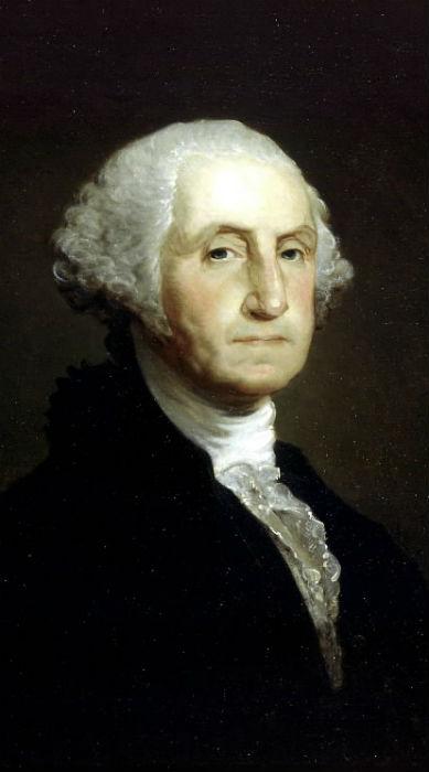 What Was George Washington S Dog S Name